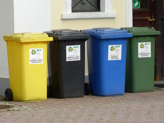 O descarte correto do lixo merece atenção!