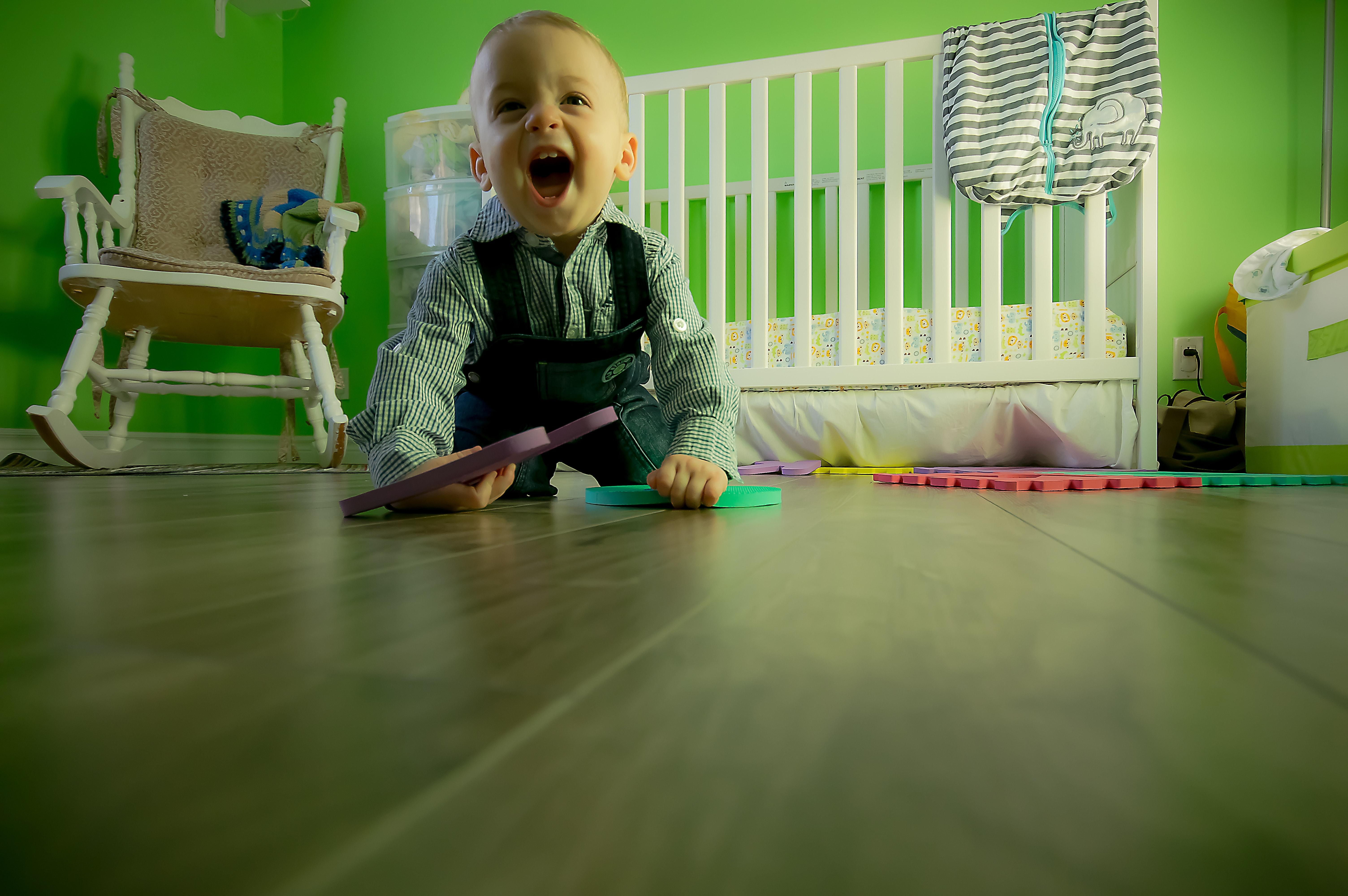 Dicas para transformar o quarto de bebê em um quarto infantil